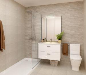 ¿Dudas entre escoger plato de ducha o bañera? Te damos algunas claves para decidirte