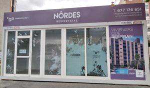 Firmus Homes estrena oficina de ventas de Nôrdes Residencial